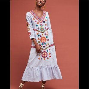 Anthropologie Stellah Dress